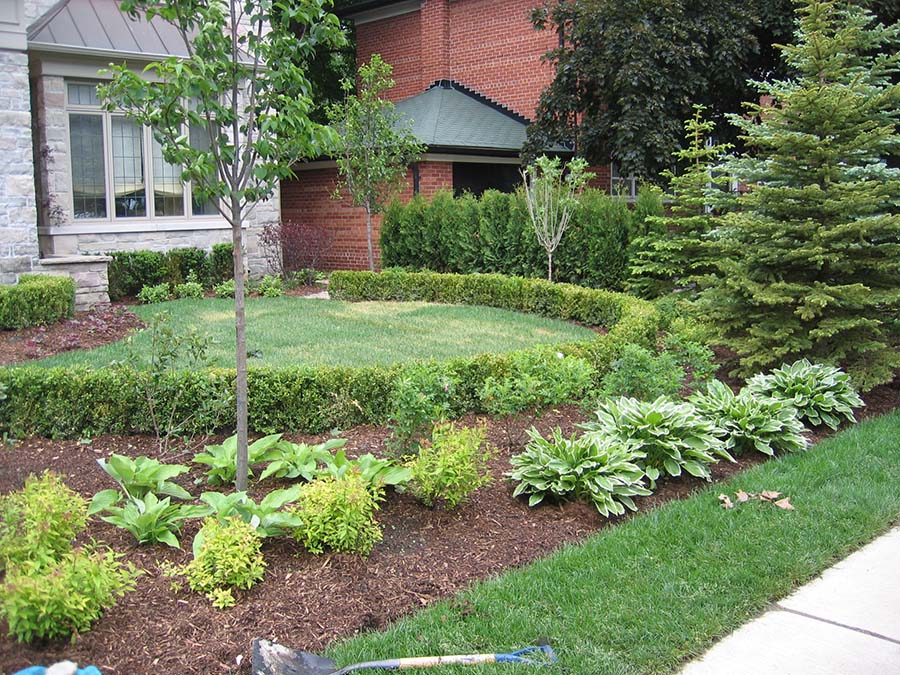 interlocking and landscaping