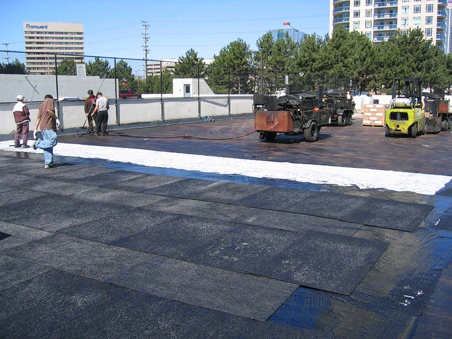 water proofing
